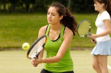 tennisgirlgreen