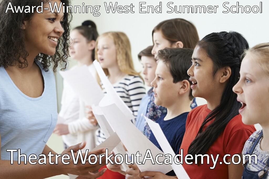 Academy singing class